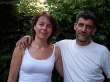 Jacqueline en Lloyd